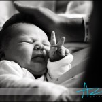 Hospital baby portrait sessions.