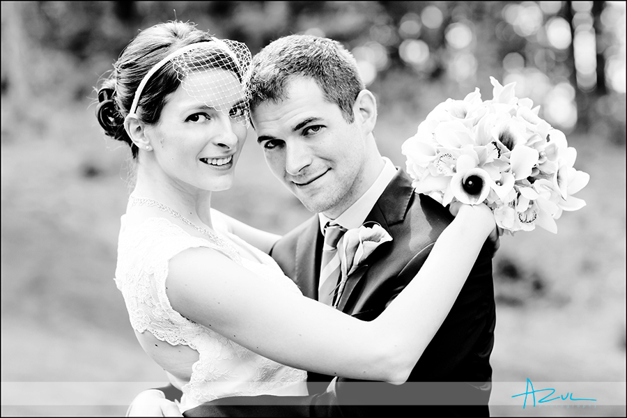 Wedding day portrait photography of bride and groom Raleigh NC