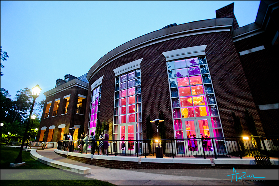 Raleigh NCSU wedding reception venue