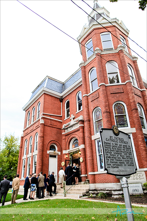 Weddings ceremony historic landmark in Nashville