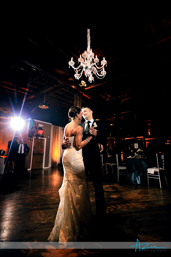Excellent dance floor lighting for weddings