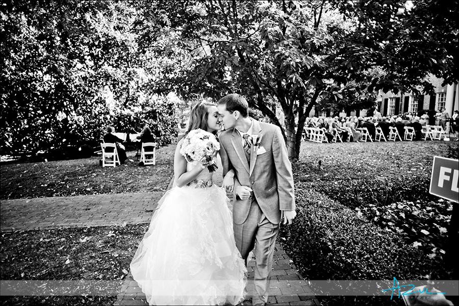 Perfect wedding day photography ceremony Chapel Hill NC Carolina Inn