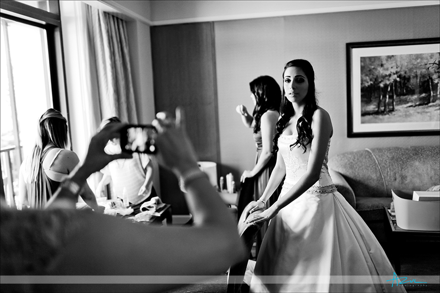 Wedding day nerves how to calm them for the bride NC