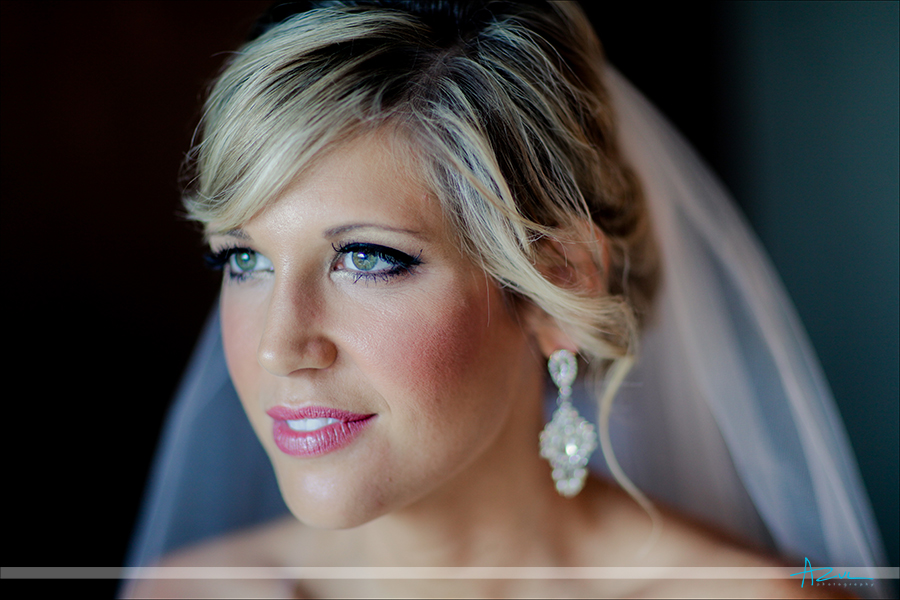 Perfect wedding day make up in Raleigh NC