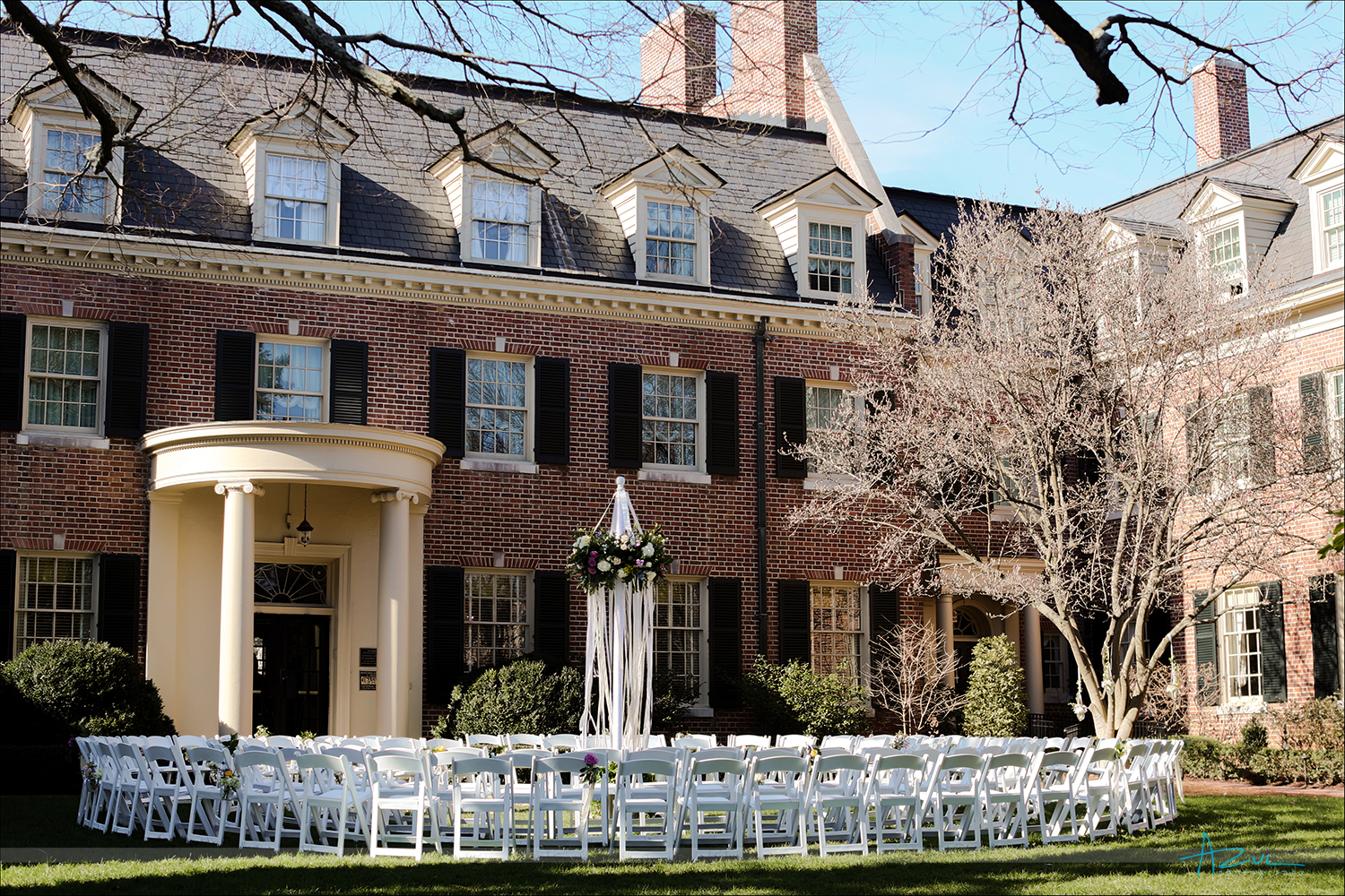Best Beautiful Ceremony location Raleigh, Durham, Chapel Hill NC