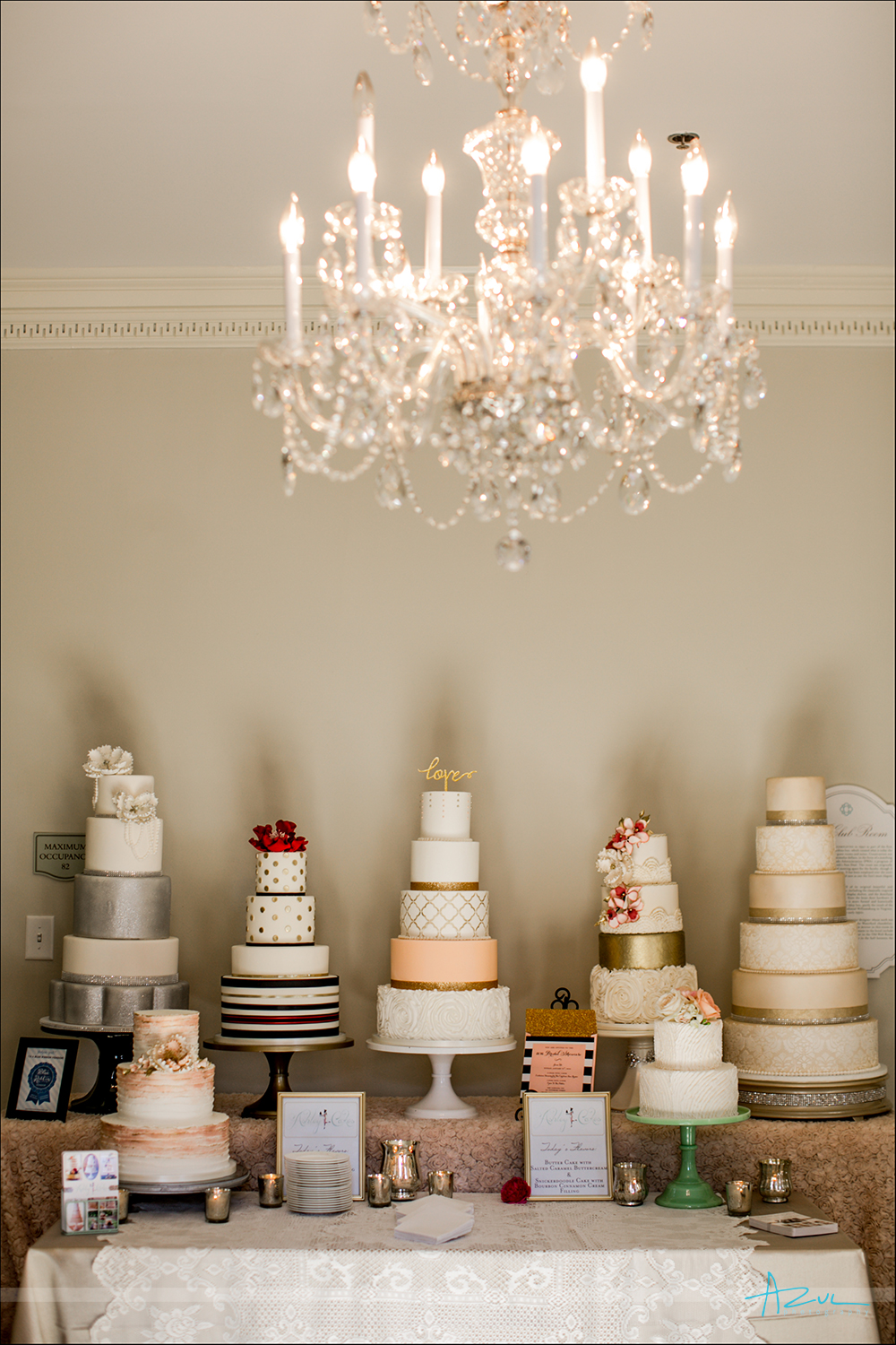 Best wedding day cakes Ashley Cakes Raleigh, NC