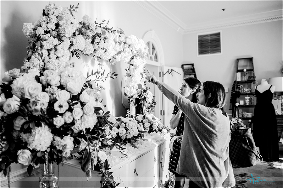 The best wedding day florists in the Raleigh /Durham area is Tre-Bella
