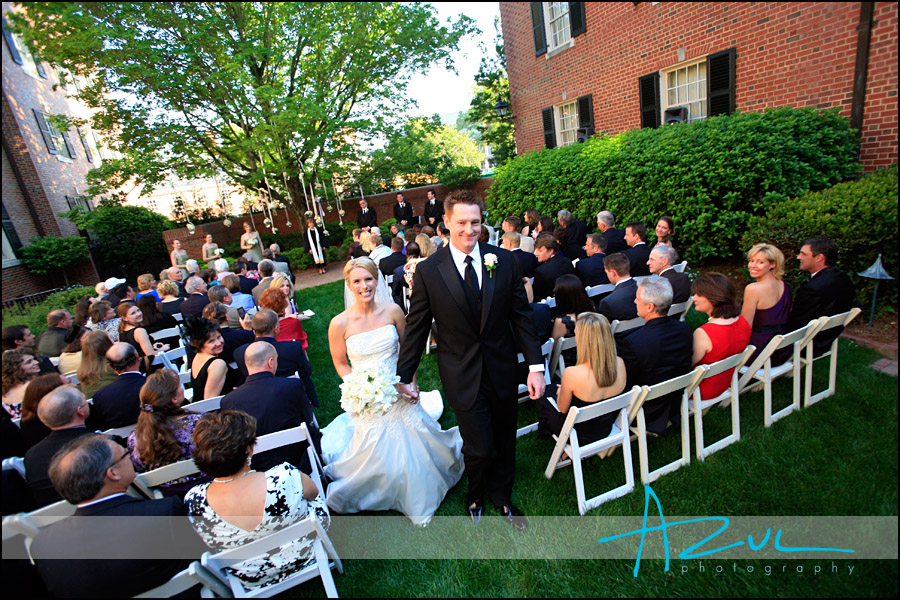 Carolina Inn wedding