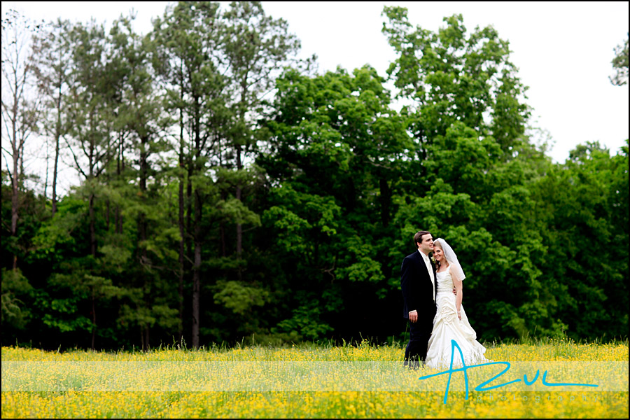 North Carolina wedding photographer in Henderson