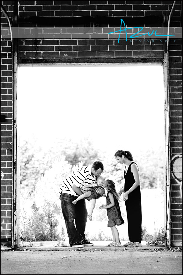 Wake Forest Family Portrait Photography