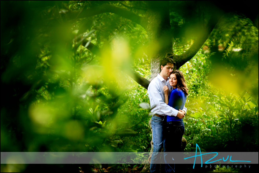 Duke Chapel Engagement Session