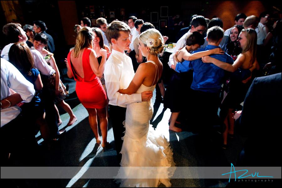 Laurens raleigh downtown wedding reception
