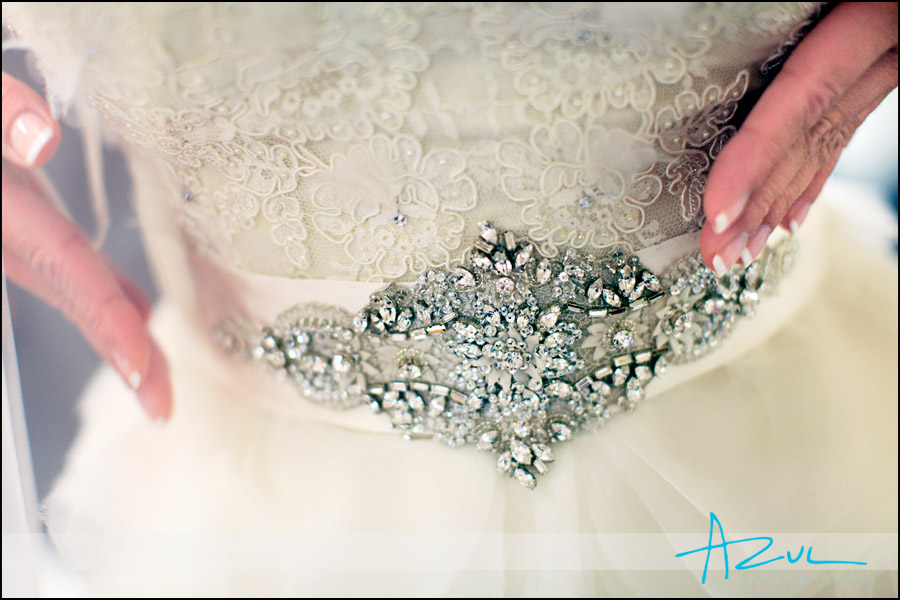 Perfect wedding dresss fitting alterations