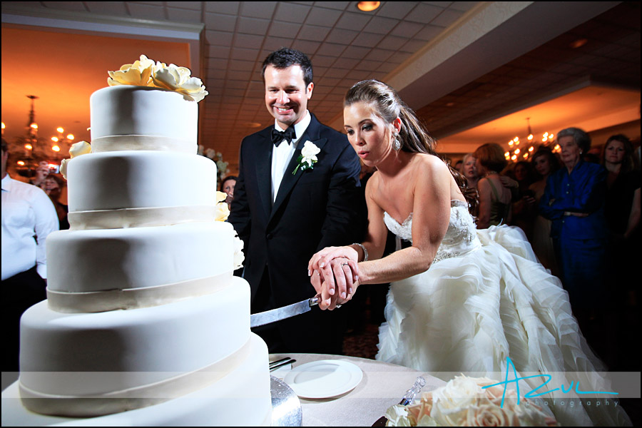 Raleigh wedding cakes NC