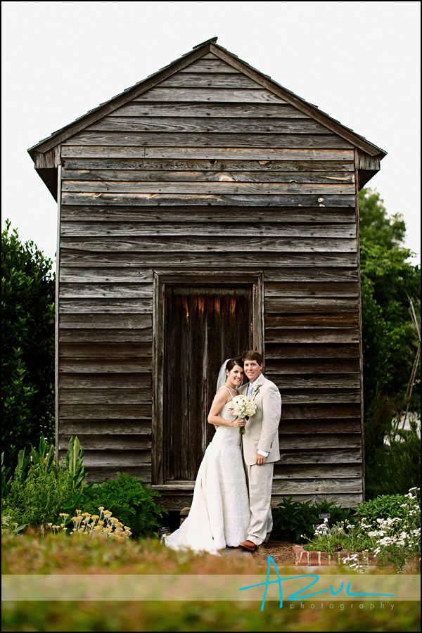 Wedding day portrait photography in Cary, NC