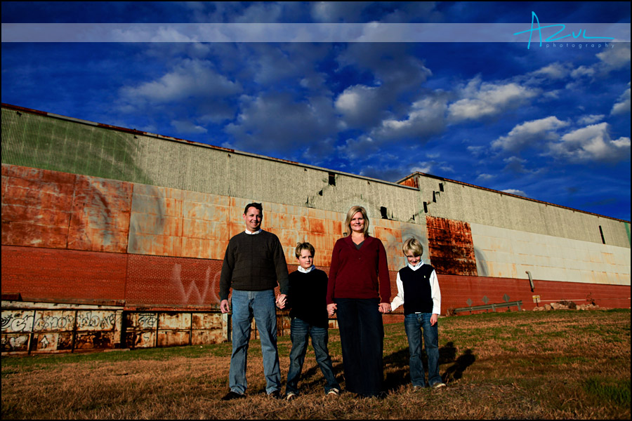Raleigh Family Portrait Photographer