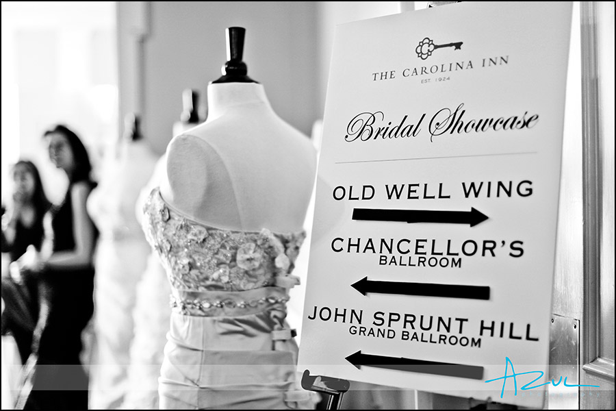 The Carolina Inn Wedding Showcase in Chapel Hill
