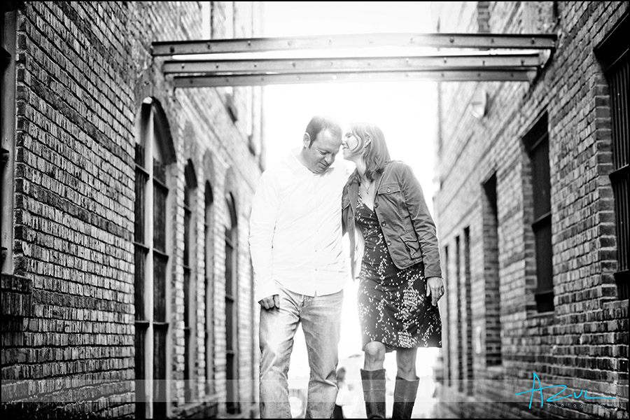 Urban engagement session downtown Raleigh
