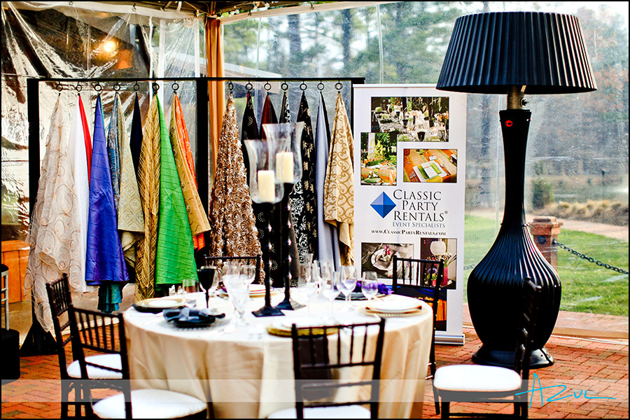 Rentals for weddings in Raleigh