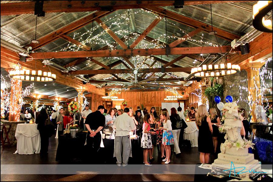 Elegant Wedding Gala At The Angus Barn In Raleigh Azul