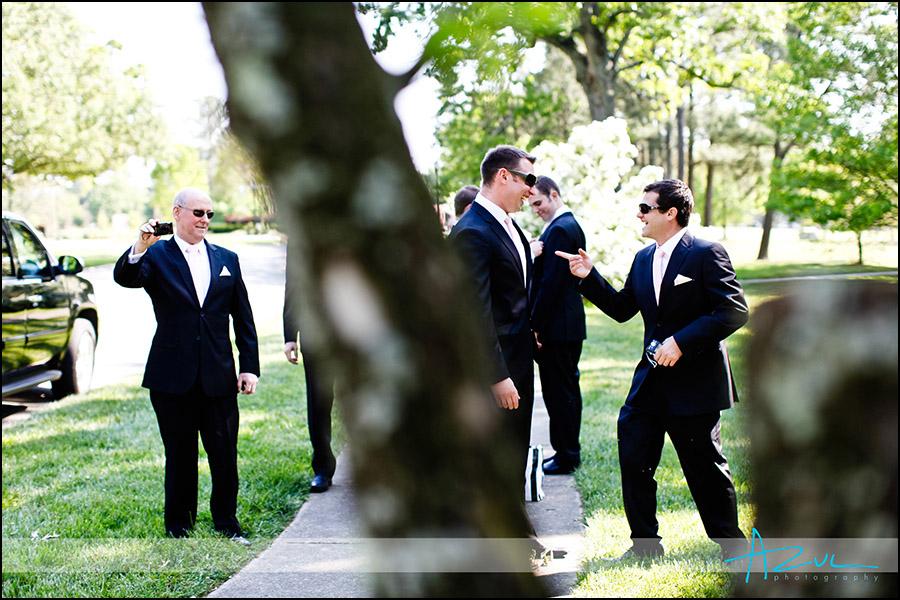Jones Chapel Raleigh Wedding
