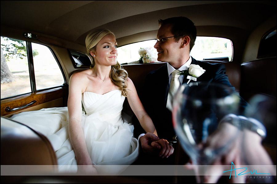 Raleigh wedding cars Rolls Royce