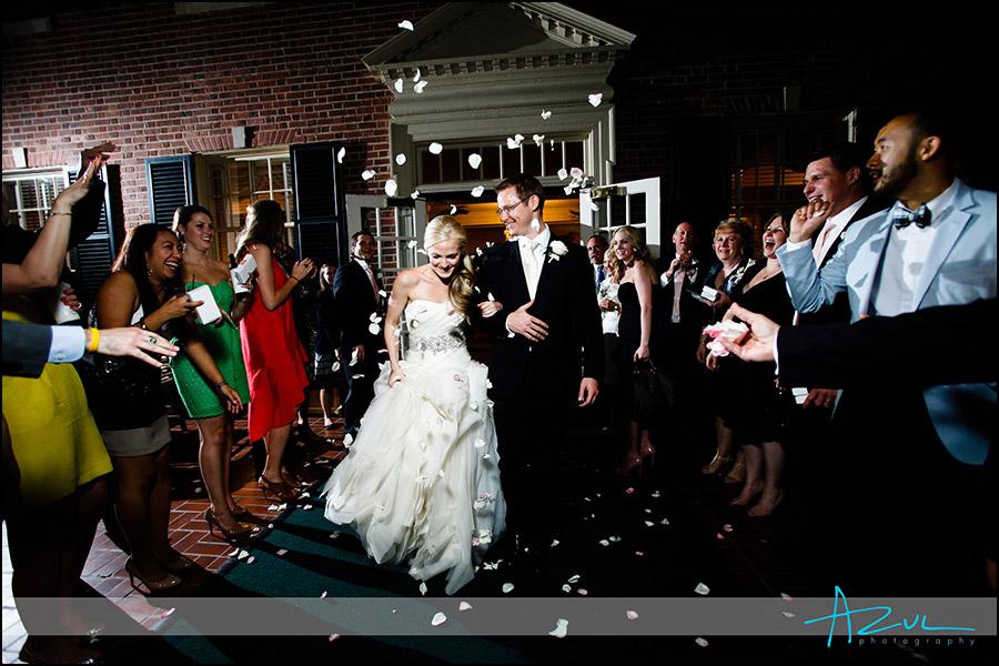 Wedding reception venue Chapel Hill NC