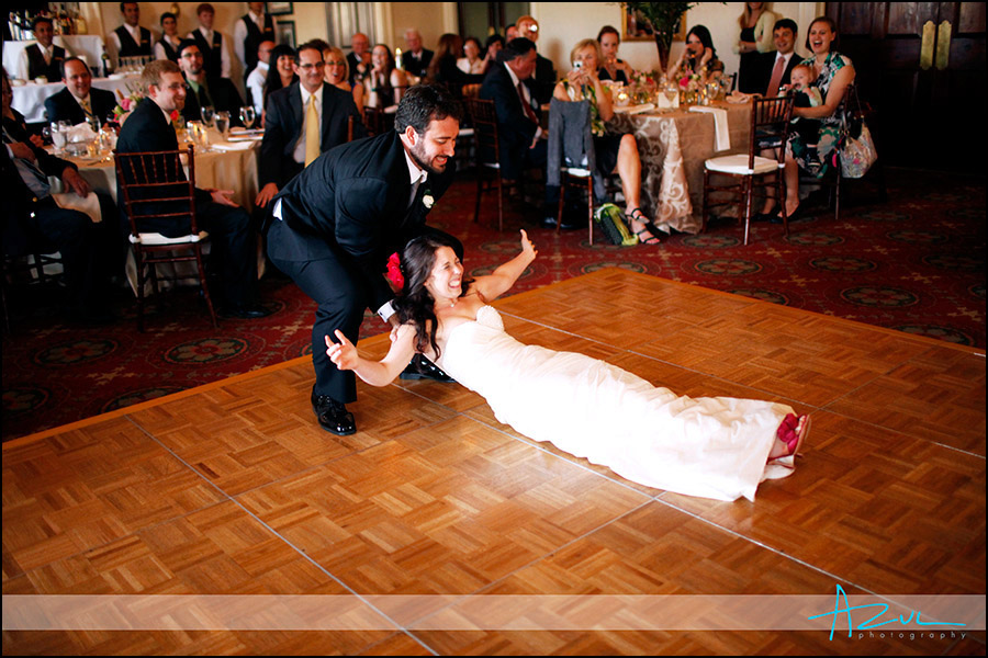 Wedding dancing photography TPC Wakefield