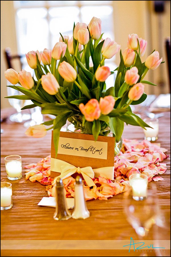 Raleigh wedding florist NC