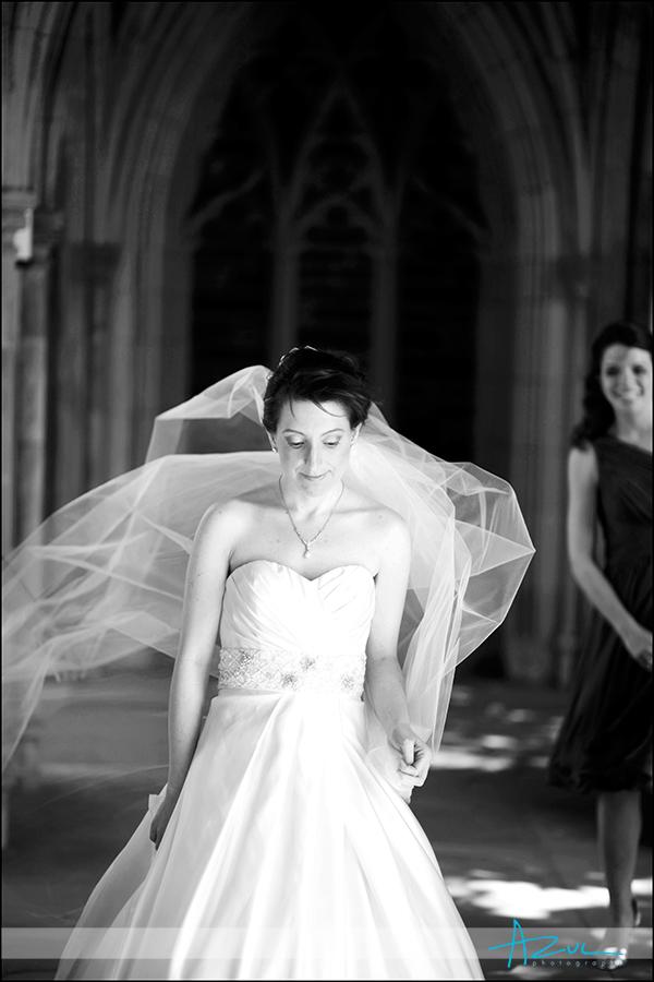 Durham bridal portrait NC