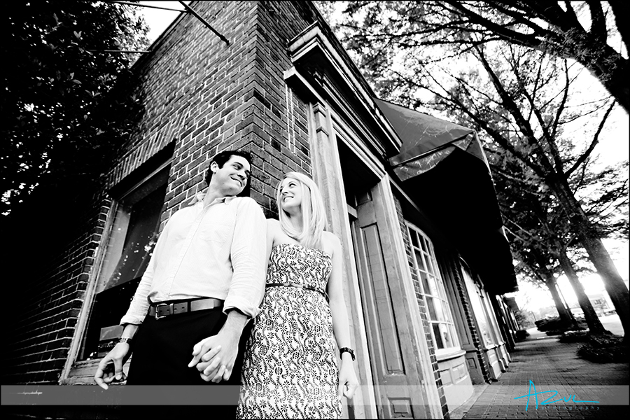 Raleigh engagement and wedding photographer