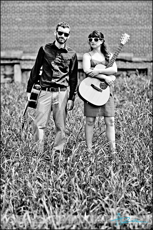 Brick and weeds band cover image in Raleigh NC