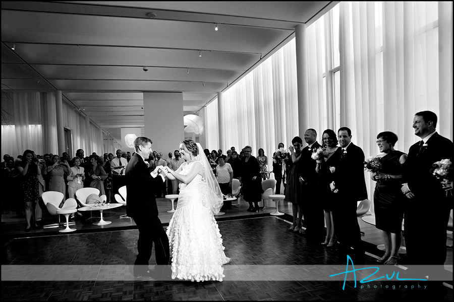 NC Museum Of Art Wedding By Raleigh Photographer Azul Photography