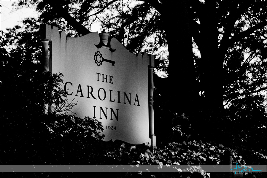 The Carolina Inn wedding day reception location NC