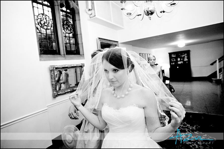 Duke Chapel wedding day preparation Durham NC