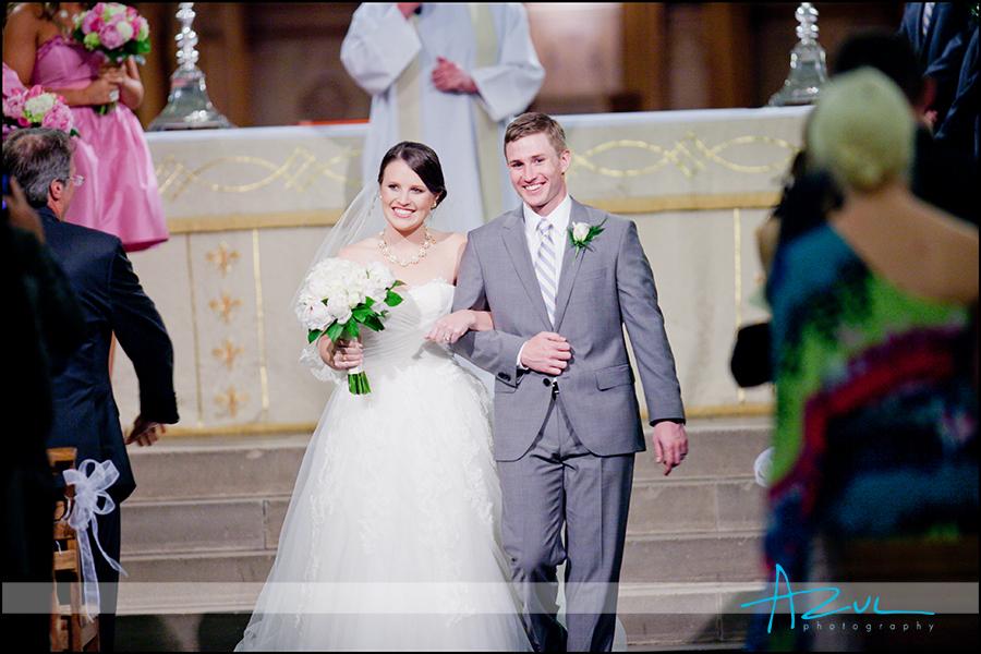 Wedding day ceremony photojournalism Durham NC