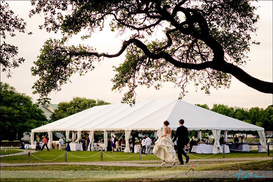 Outer Banks NC Whalehead Club tent rental