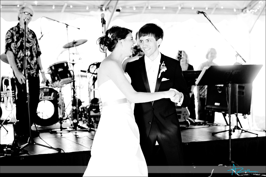 Outer Banks NC Whalehead Club first dance photographer