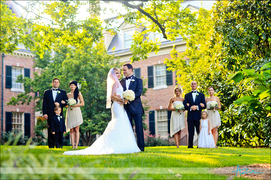 Great wedding day photography at The Carolina Inn Chapel Hill NC