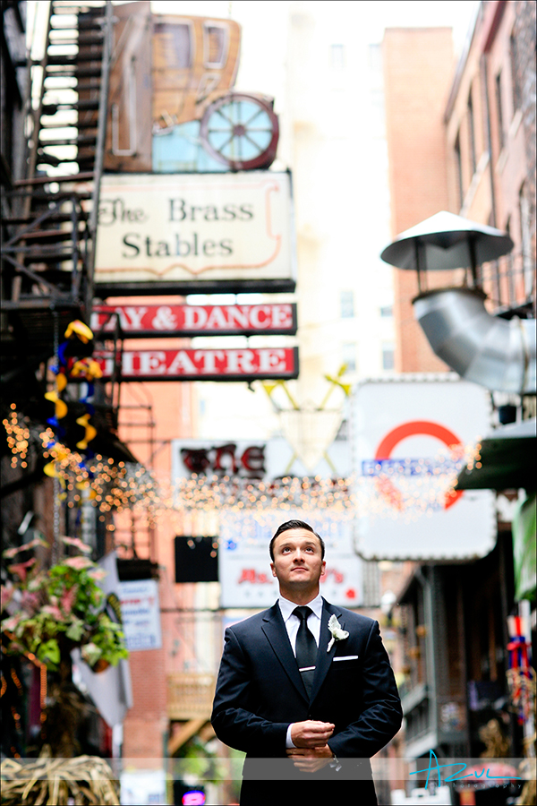 Raleigh wedding photographer travels to Nashville
