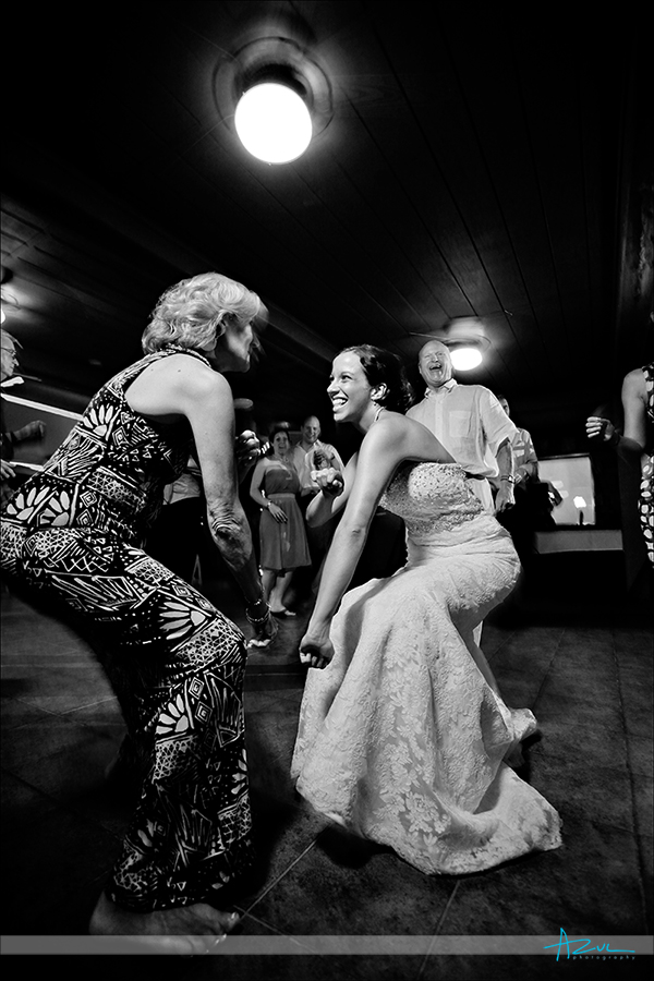 Creative wedding dancing photography Lake Lure, NC