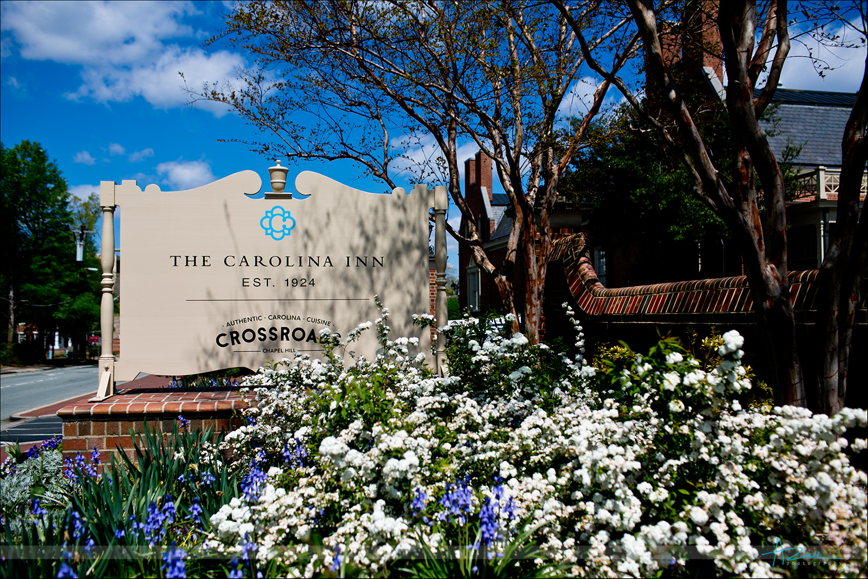 Carolina Inn wedding venue Chapel Hill NC Photographer