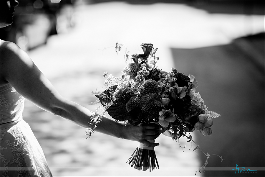 Wonderful wedding day bouquet for destination weddings in Boston