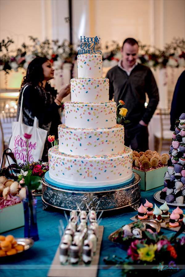 Delicious wedding day cake is a must and Sugarland is the best in the Raleigh/Durham area.