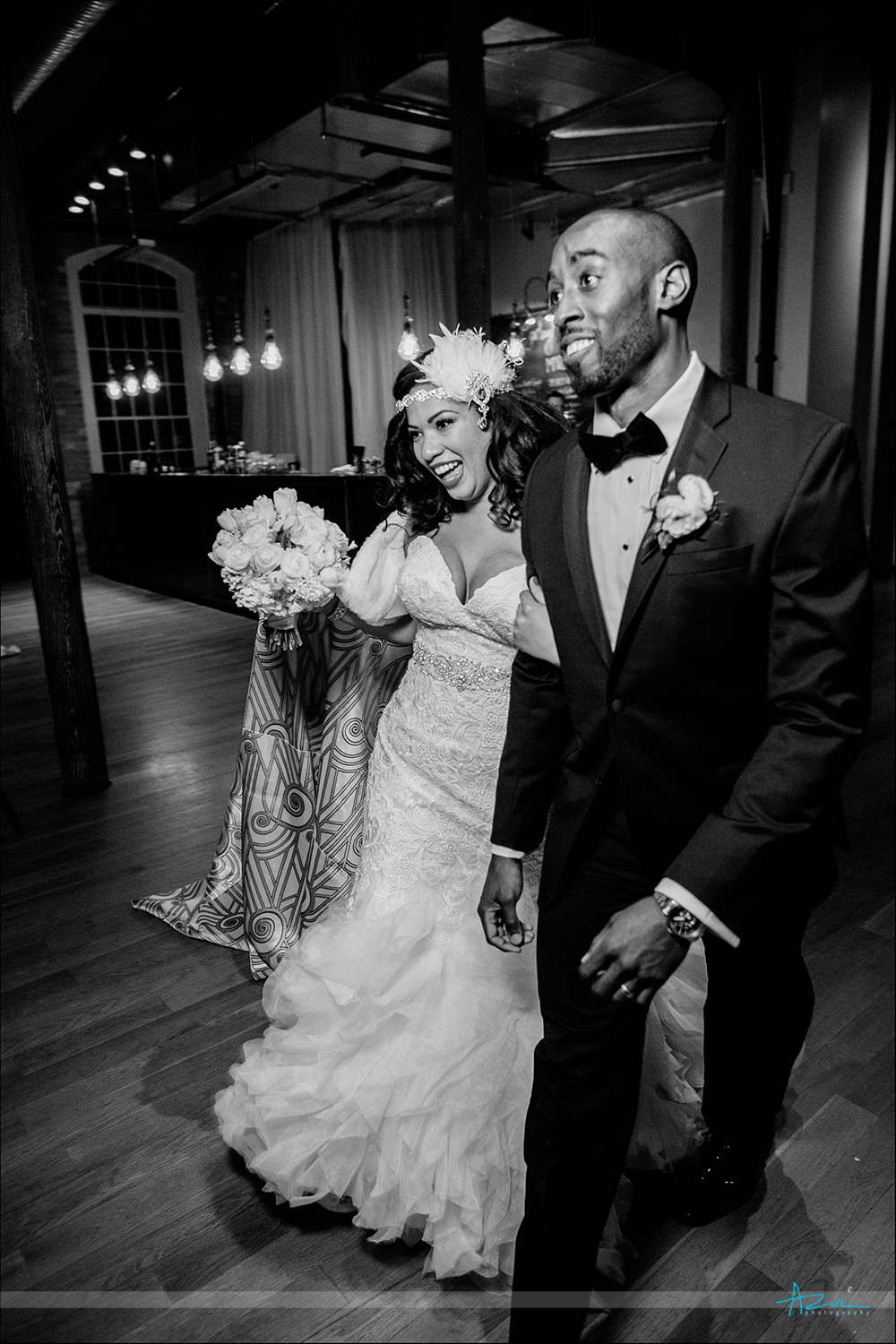 The Cotton Room is a perfect location for a wedding or reception located in Durham NC